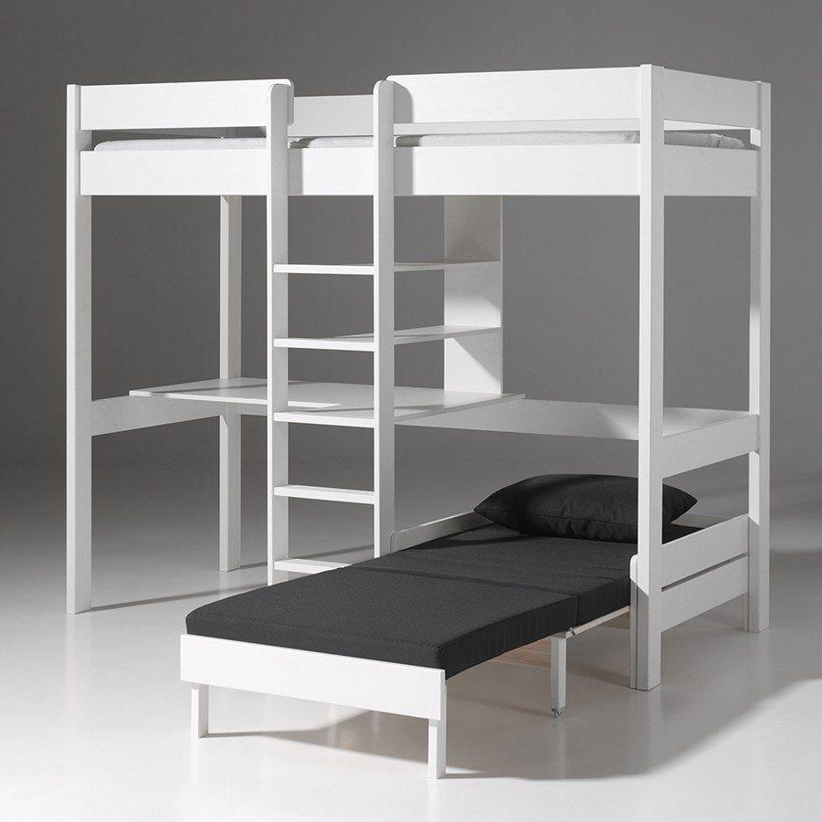 Ikea Lit Surélevé Nouveau Lit En Hauteur Pas Cher