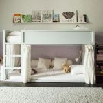 Ikea Stuva Lit Fraîche Ikea Kura 8 Stylish Hacks Kids Book Shelf Pinterest