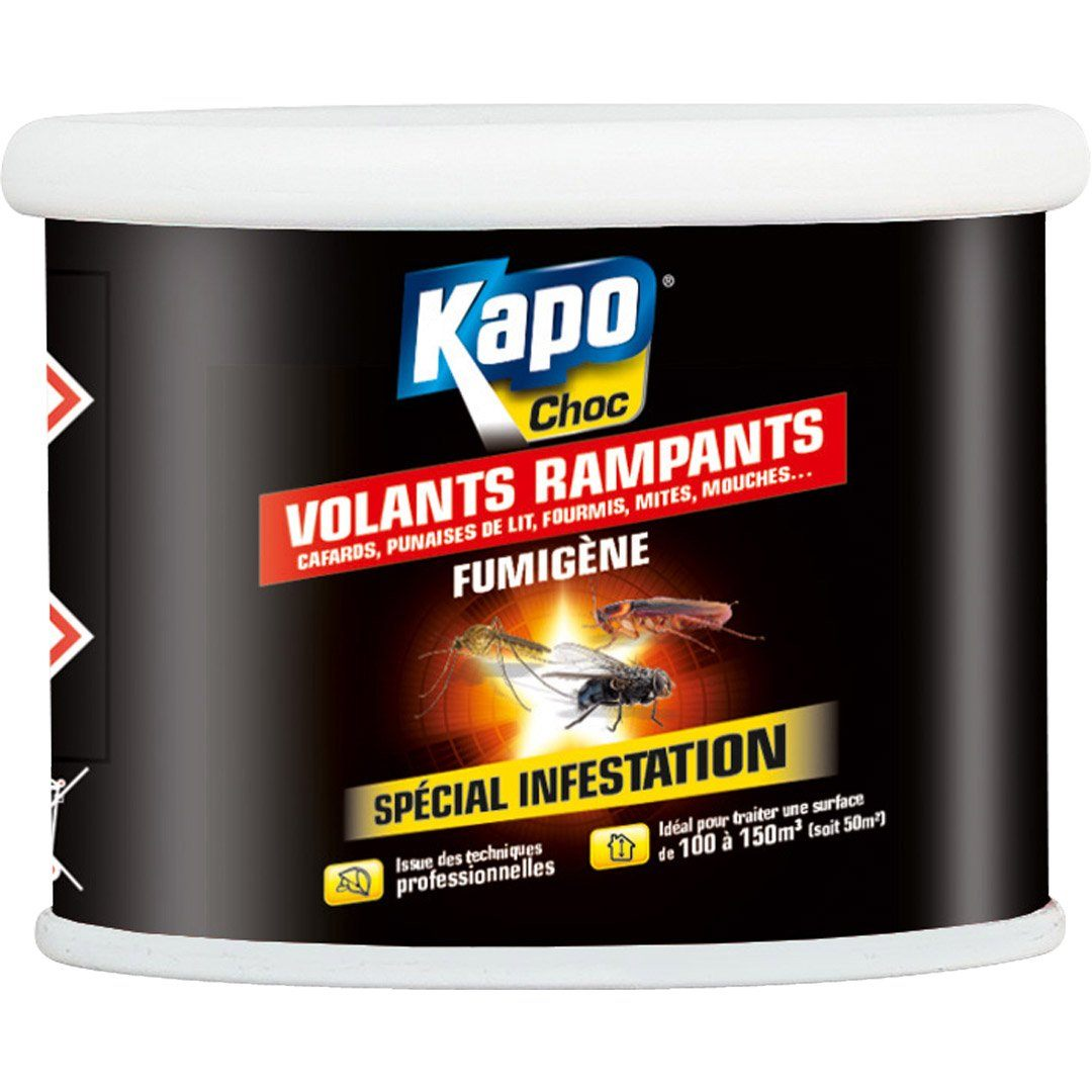 Fumig Ne Insecticide Pour Tous Insectes Kapo 37 5 G Leroy Merlin