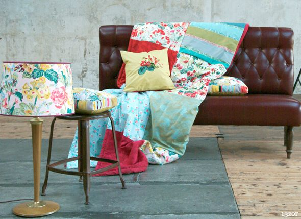 So beautiful Kenzo home Home · Cosy and colorful
