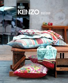 Kenzo Linge De Lit Bel 65 Best C Kenzo Maison Images On Pinterest