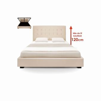 Linge De Lit 180×200 Génial 22 Frais Collection De Lit Led 180×200