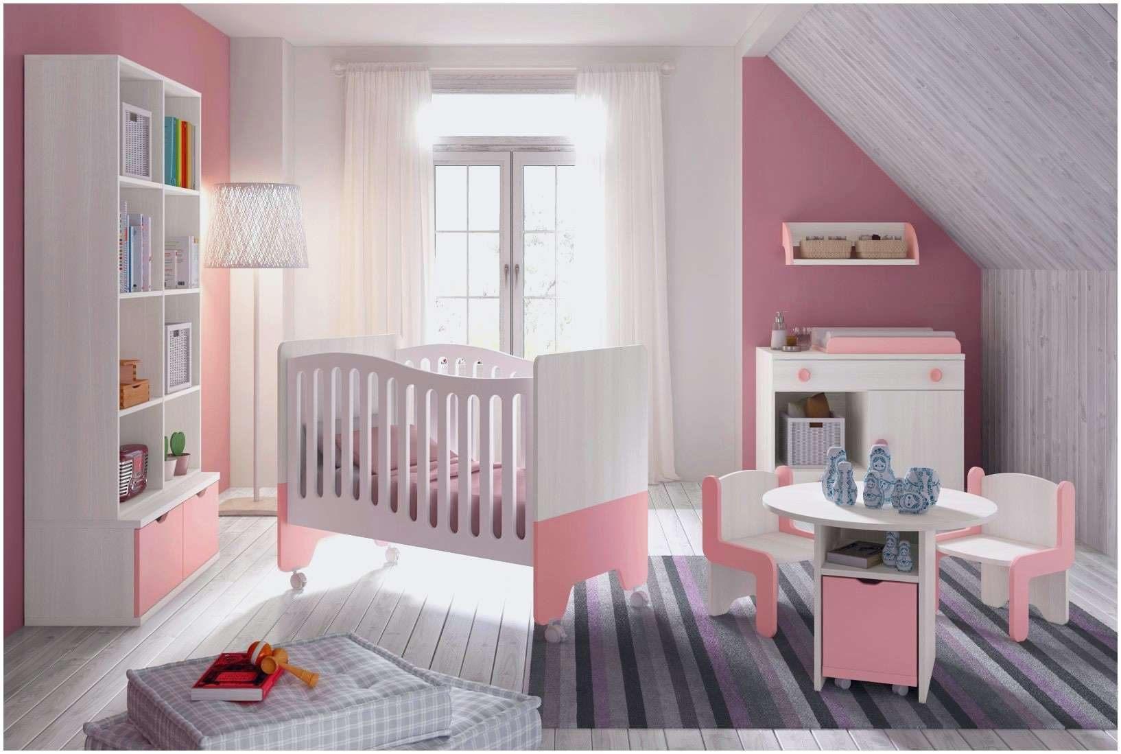 Linge De Lit Bébé Fille Génial Elégant Chambre Bébé Fille Gris Et Rose Beau Parc B C3 A9b C3 A9