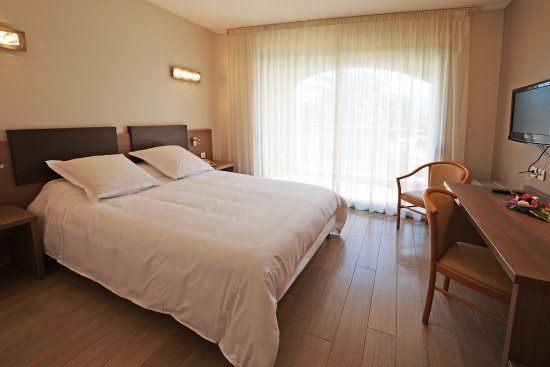Close to Bastia Poretta Airport Review of Hotel Poretta Lucciana