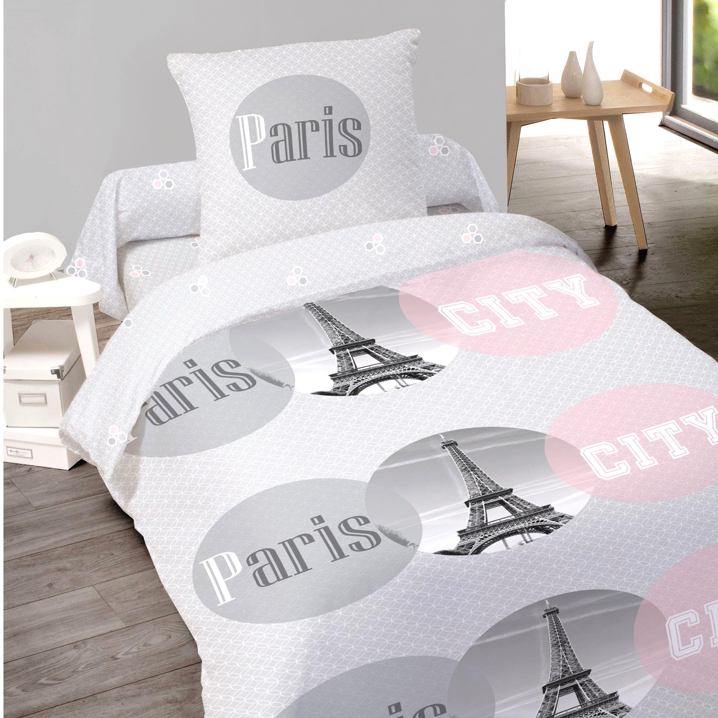 Linge De Lit En Lin Lavé Magnifique Parure De Lit Paris