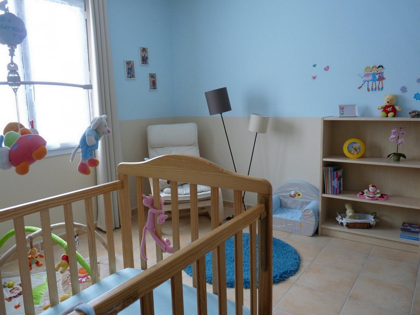 Linge De Lit Garçon Agréable Lesmeubles Chambre Bébé Deco — Lesmeubles