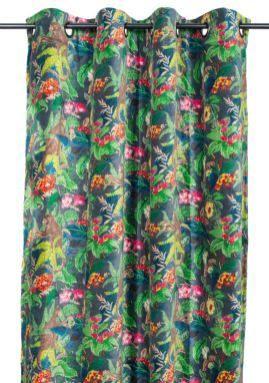Linge De Lit Harmony Élégant Rideaux Monkey Harmony Textil Textile Et Tapis