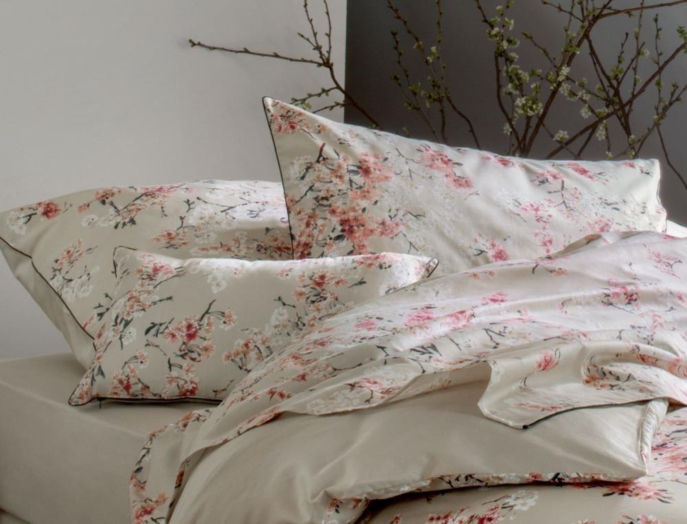 linge de lit linvosges luxe linge de lit satin pommier du. Black Bedroom Furniture Sets. Home Design Ideas