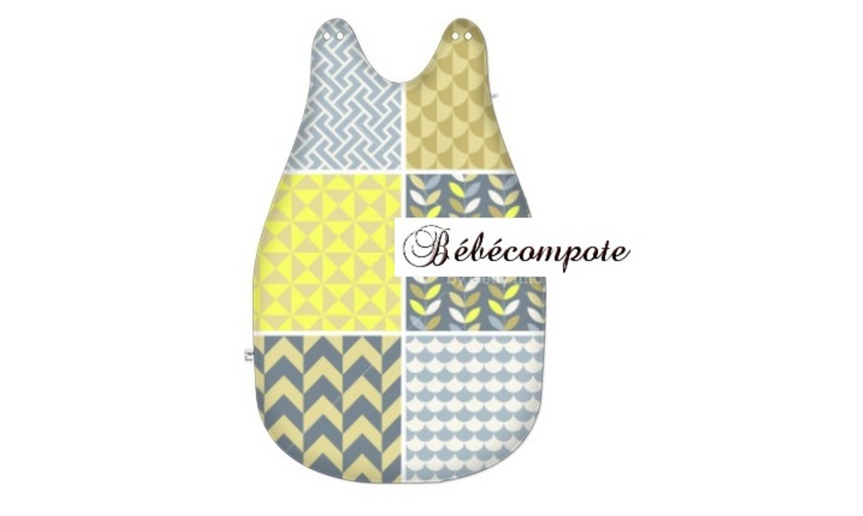 Linge De Lit Paris Agréable Gigoteuse Style Tissu Patchwork Cadeau Bebe Pote