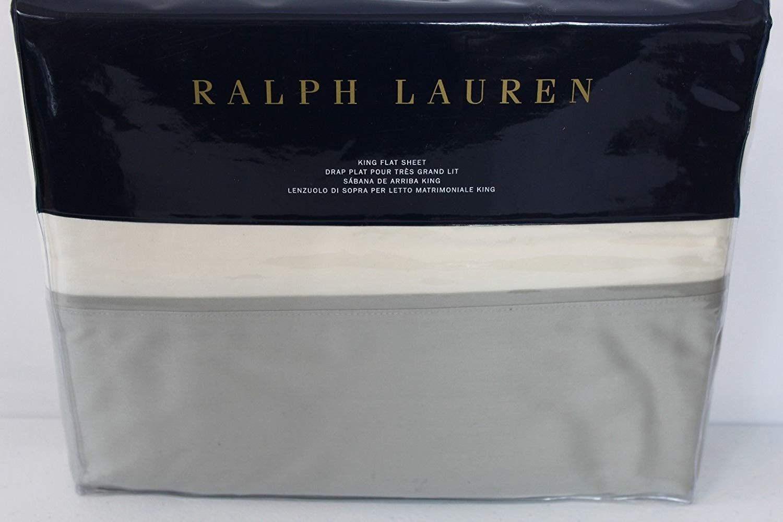 Linge De Lit Ralph Lauren Nouveau Amazon Ralph Lauren Hathersage Emilia King Flat Sheet Home