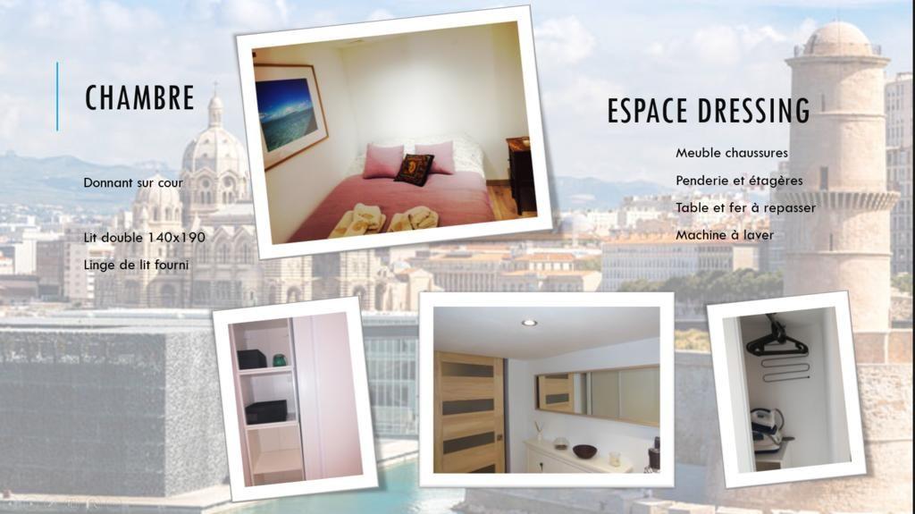 Linge De Lit today Beau Apartment Mon Pied A Terre Marseillais Marseille France Booking