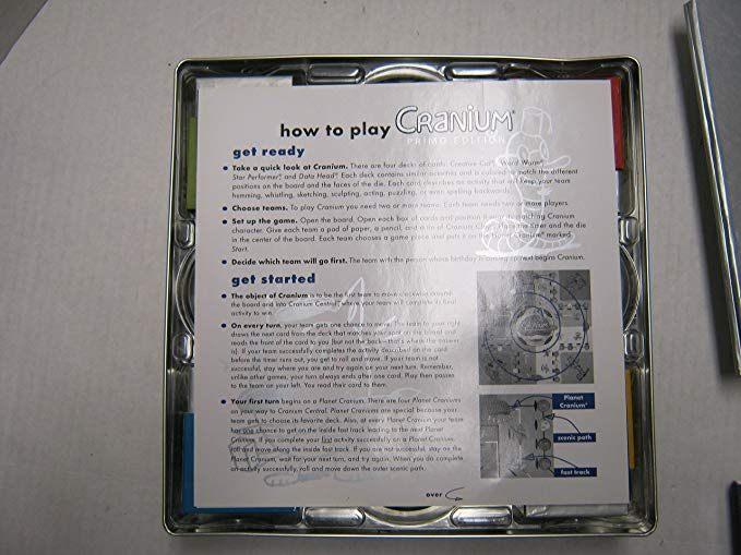Linge De Lit today Inspirant Amazon Cranium Primo Edition toys & Games