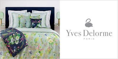Linge De Lit Yves Delorme Destockage Bel Yves Delorme Linge De Maison Ailleurs Par Yves Delorme La Boutique