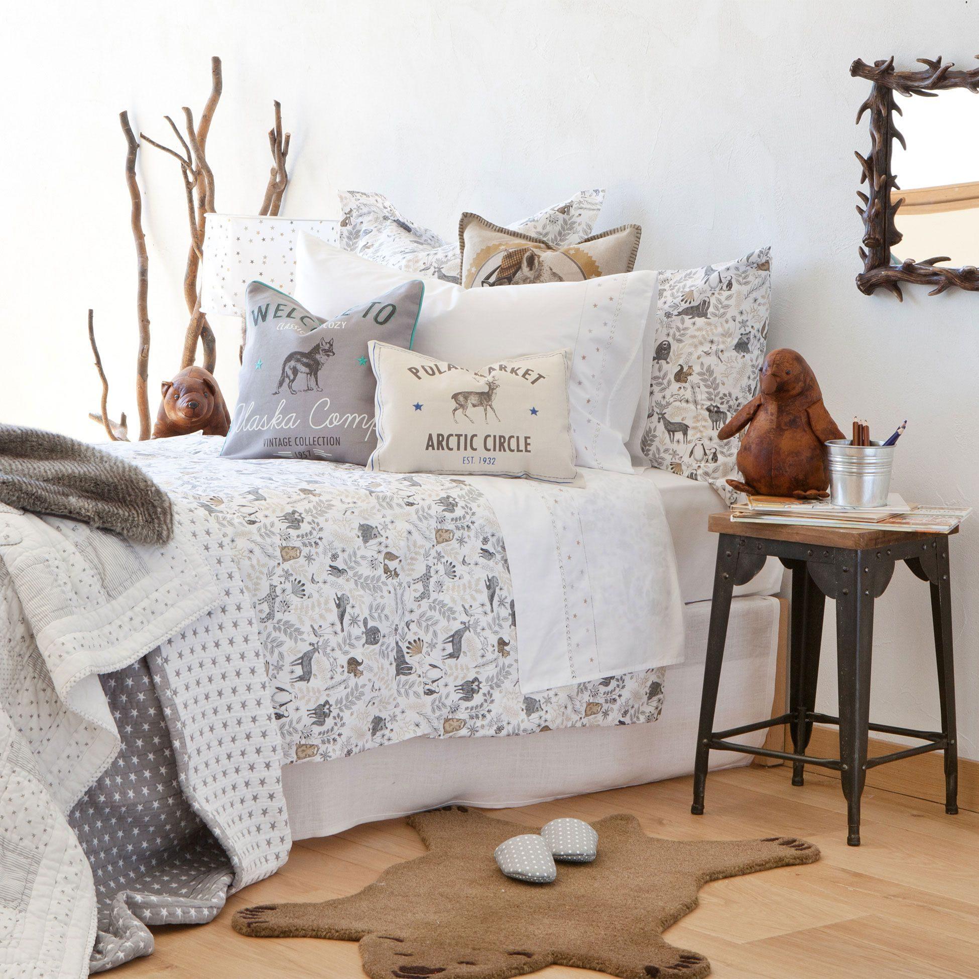 Linge De Lit Zara Home Frais Animated forest Bedlinen Bed Linen Bedroom