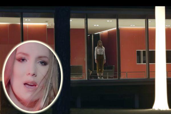 Lit 1 Place Blanc Élégant City Lights Lyrics — Blanche Belgium Eurovision 2017