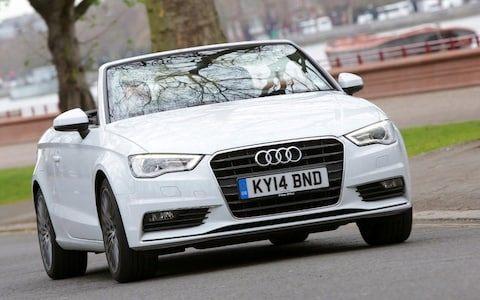 Lit 1 Place Convertible 2 Places Génial Audi A3 Cabriolet Review A Fine Four Seater Convertible