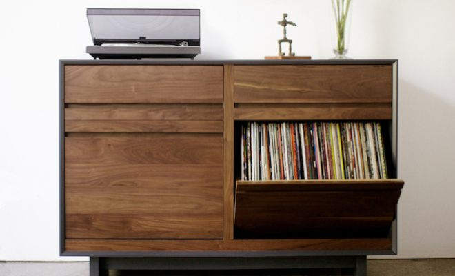 Lit 120 Ikea Belle Bored Of Ikea 12 Alternative Ways to Store Your Records the Vinyl