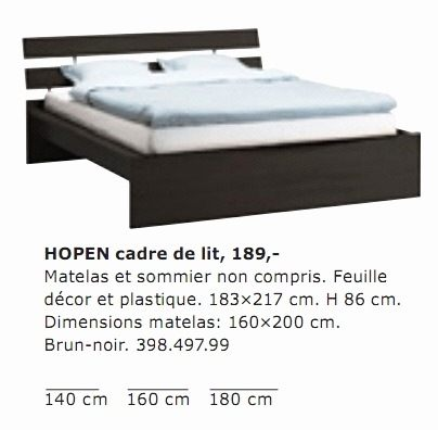 Lit 160 Ikea Nouveau Dekmatras 140—200 Better Matratzentester 0d Gallery – Het Beste