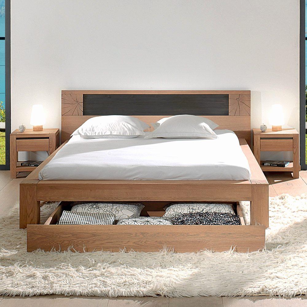 Lit 160×200 Avec Rangement Intégré Fraîche Lit 2 Places Gain De Place Cool Chambre Estrade Conforama Avec Lit