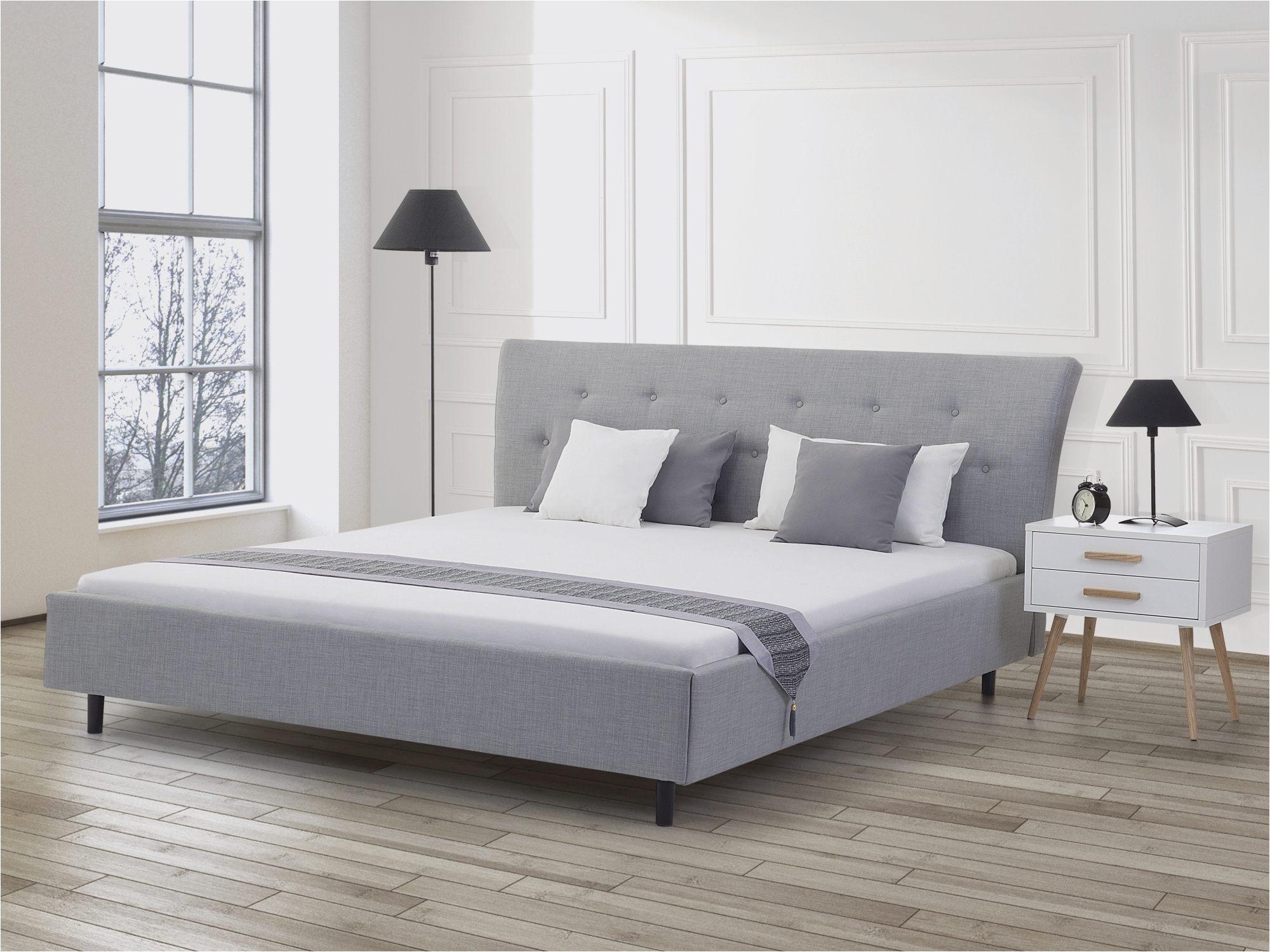 Lit 160×200 Avec sommier Bel Lit Moderne 160—200 Nouveau Admiré Lit 160—200 Avec sommier Design