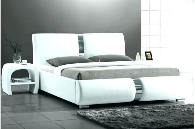 Lit 160×200 Blanc Frais Lit Pas Chare Lit 2 Places Et Demi Lit Pas Cher 1 Place Dimension
