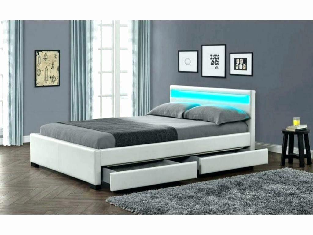 Lit 160×200 Design Agréable Lit 160—200 Design Beau sommier Rangement Unique Matelas Redoute