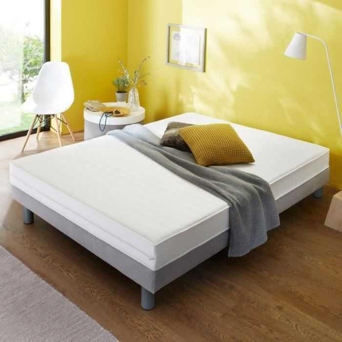 Lit 160×200 Design Inspiré Lit Design 160—200 Elégant S Lit sommier Matelas 160—200 New