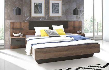 Lit 160×200 Design Inspiré Matratzen 160 X 200 Möbel Außergewöhnlich Boxspringbett 160—200 Grau