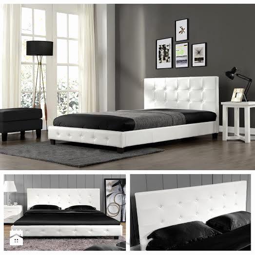 Lit 160×200 Led Élégant Led Bett 140—200 Elegant Bett Schlafzimmer Schlafzimmer Design Ideen