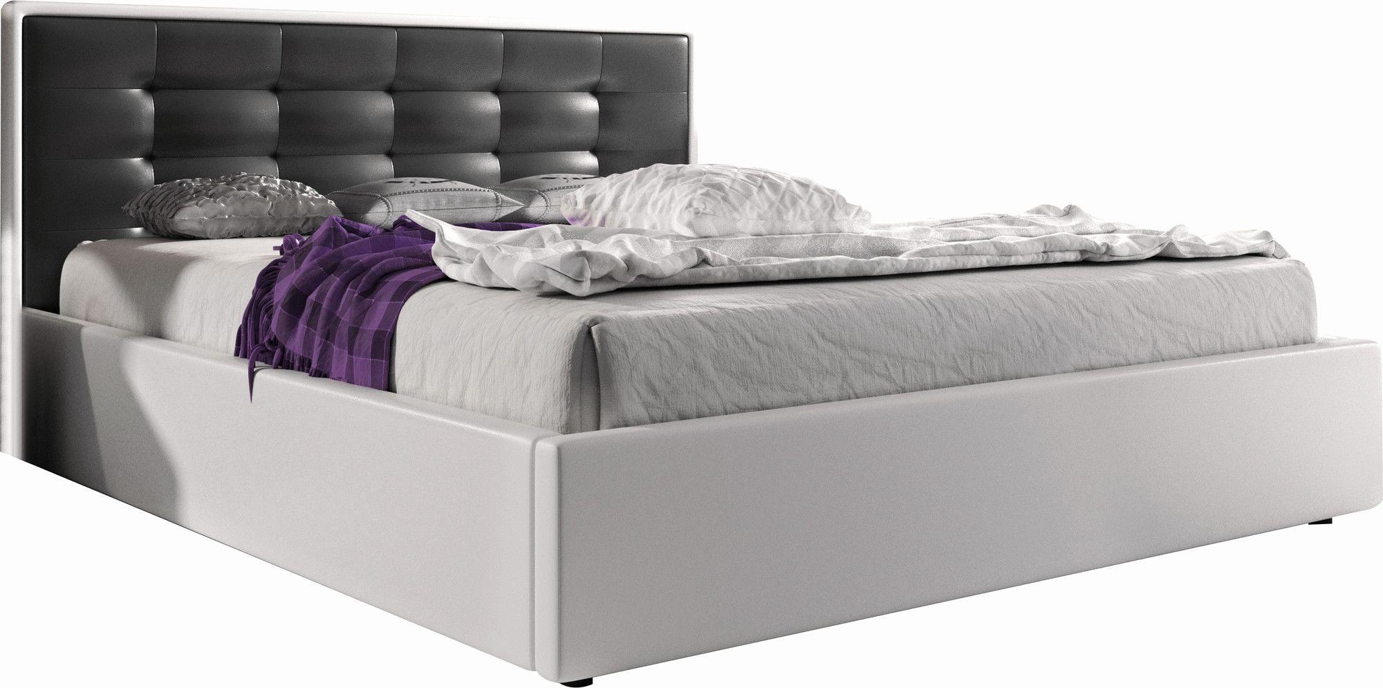 Lit 160x200 sommier Inclus Inspiré Lit Design 160—200 Fresh Lit Design En Tissu Lit Double 160—200 Cm