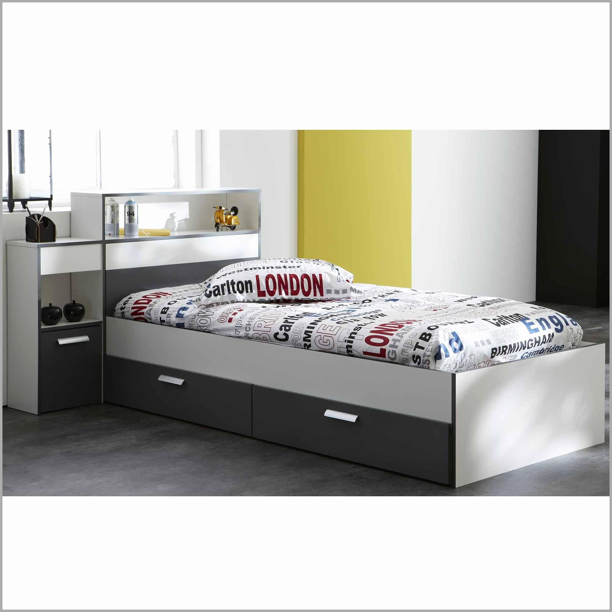 Lit 180×200 Pas Cher Magnifique Lit Led 180—200 Nouveau fortable Bed Frame Bedroom Artificial