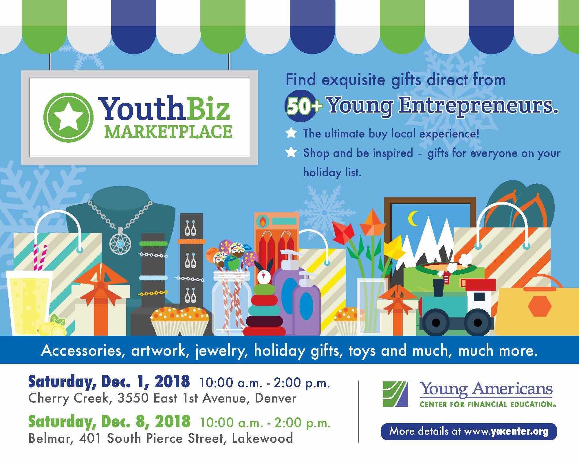 Lit 2 Ans Agréable Youthbiz Marketplace Young Americans Center Denver Co