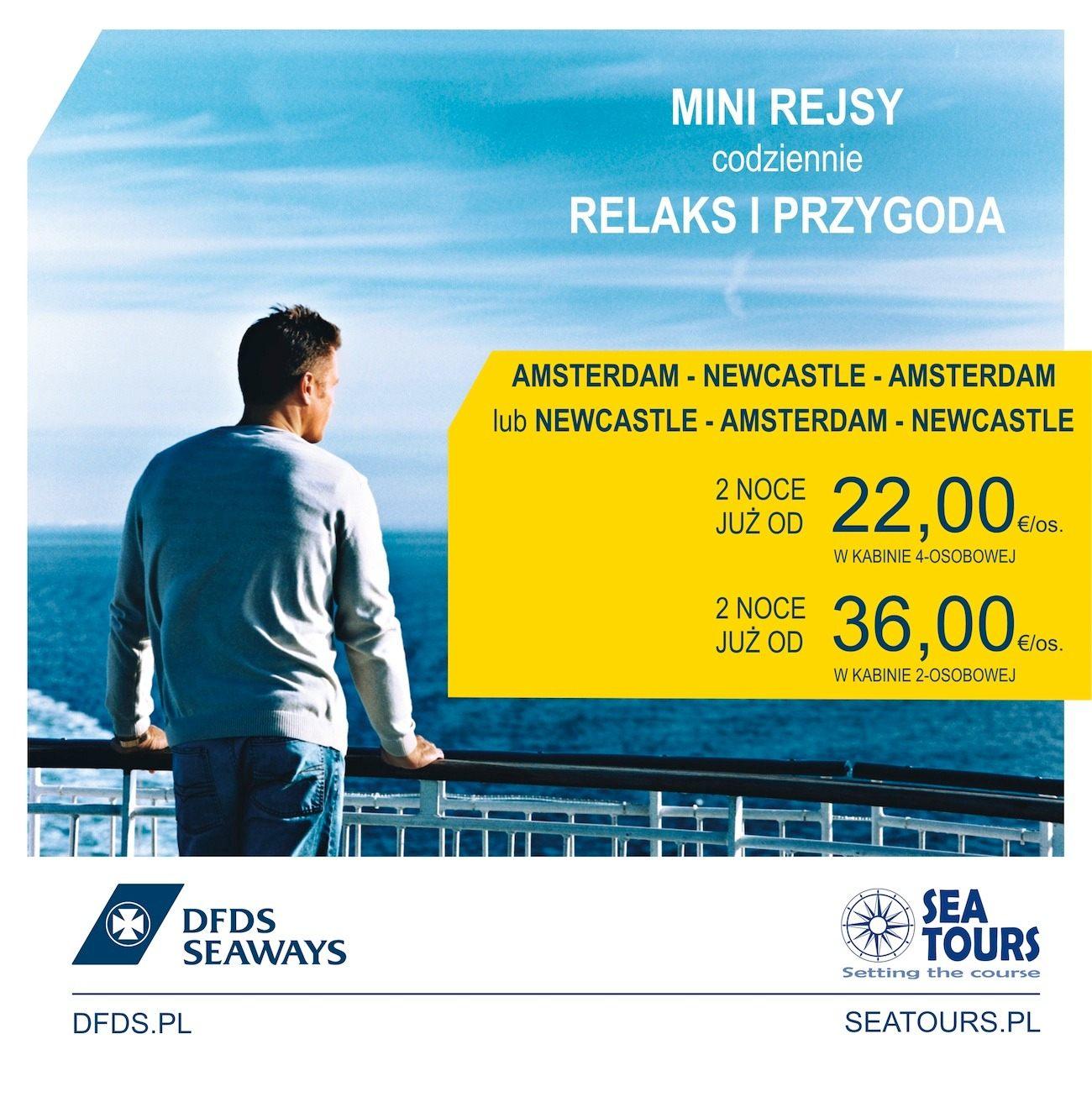 Lit 2 Ans Nouveau Mini Rejsy Twoje Kr³tkie Rejsy Z Dfds Seaways 48 58 306 24 44