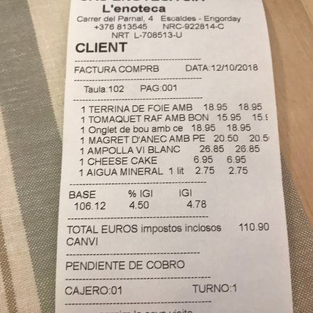Lit 2 En 1 Frais L Enoteca Паррокия ЭскаРьдес Энгордань фото ресторана Tripadvisor