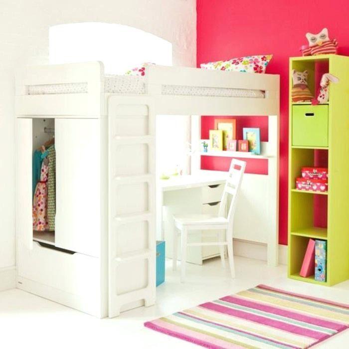 Lit 2 En 1 Le Luxe Lit En Mezzanine 2 Places 77 Impressionnant S De Lit Mezzanine