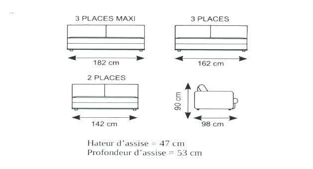 Lit 2 Personnes Dimensions Fraîche Haut Dimension Lit 2 Places – Steveburgesshypnosis