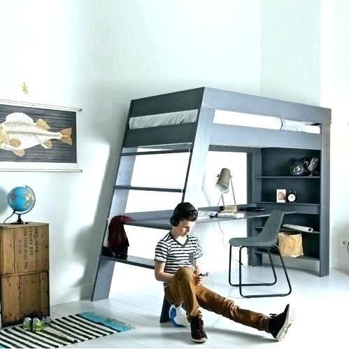 Lit 2 Places 140×190 Impressionnant Lit 2 Place Design – Gaspsfo