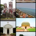 Lit 2 Places Blanc Douce Pondicherry
