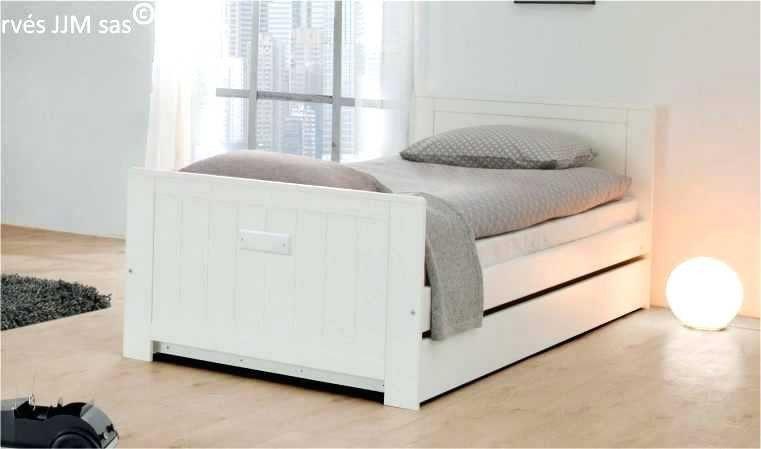 Lit 2 Places Blanc Frais 35 Idées De Design Lit Mezzanine Bois Blanc 2 Places Meubles