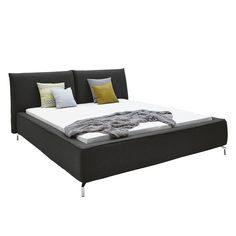 Lit 2 Places Moderne De Luxe Ethnicraft Spindle Bed