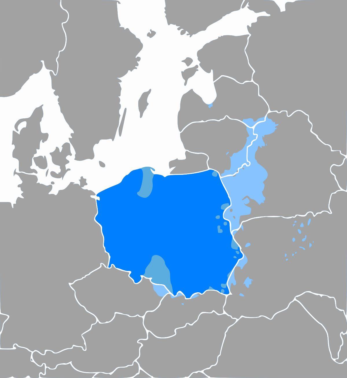 Lit 2 Places Moderne Élégant Polish Language