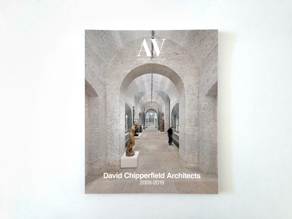 Lit 2 Places Moderne Fraîche David Chipperfield Architects
