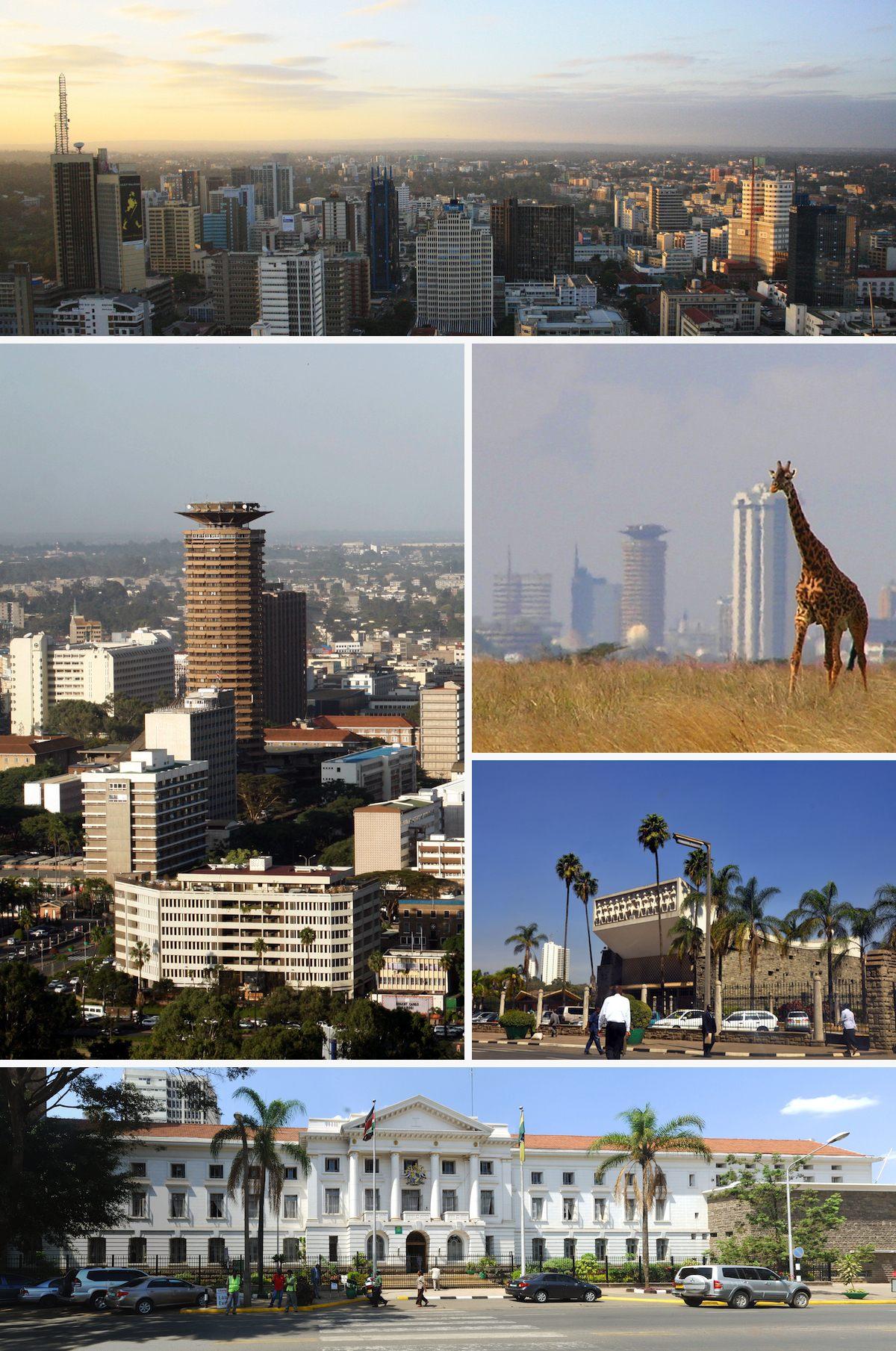 Lit 2 Places Moderne Magnifique Nairobi