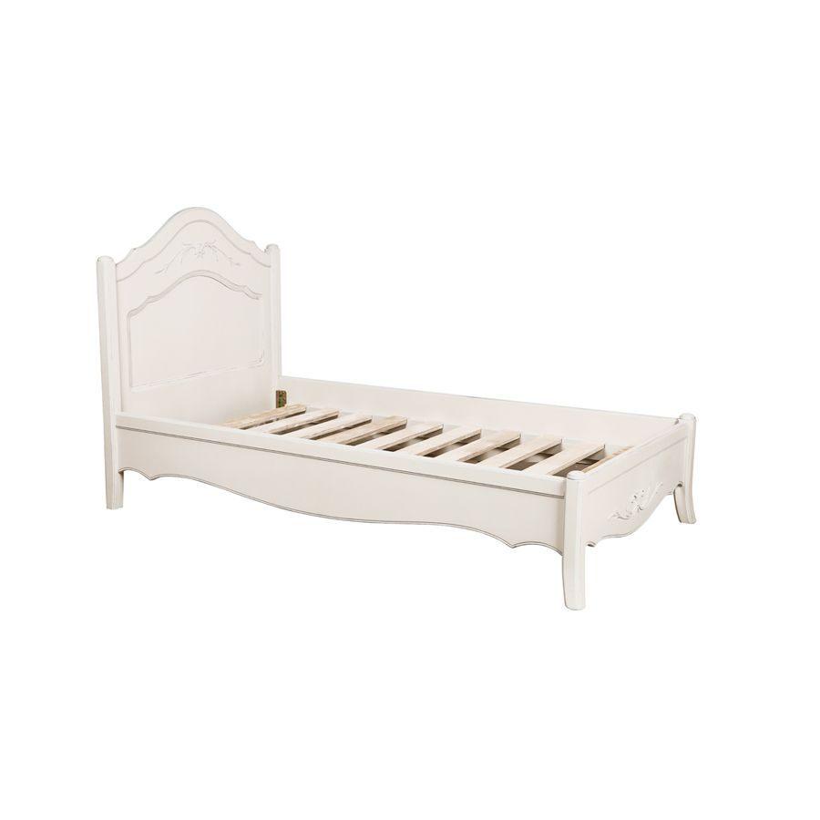 Lit 90x190 Avec Rangement Douce Lit 90—190 Cm Avec sommier Lattes Blanc Interiors Lit 90x190 Avec