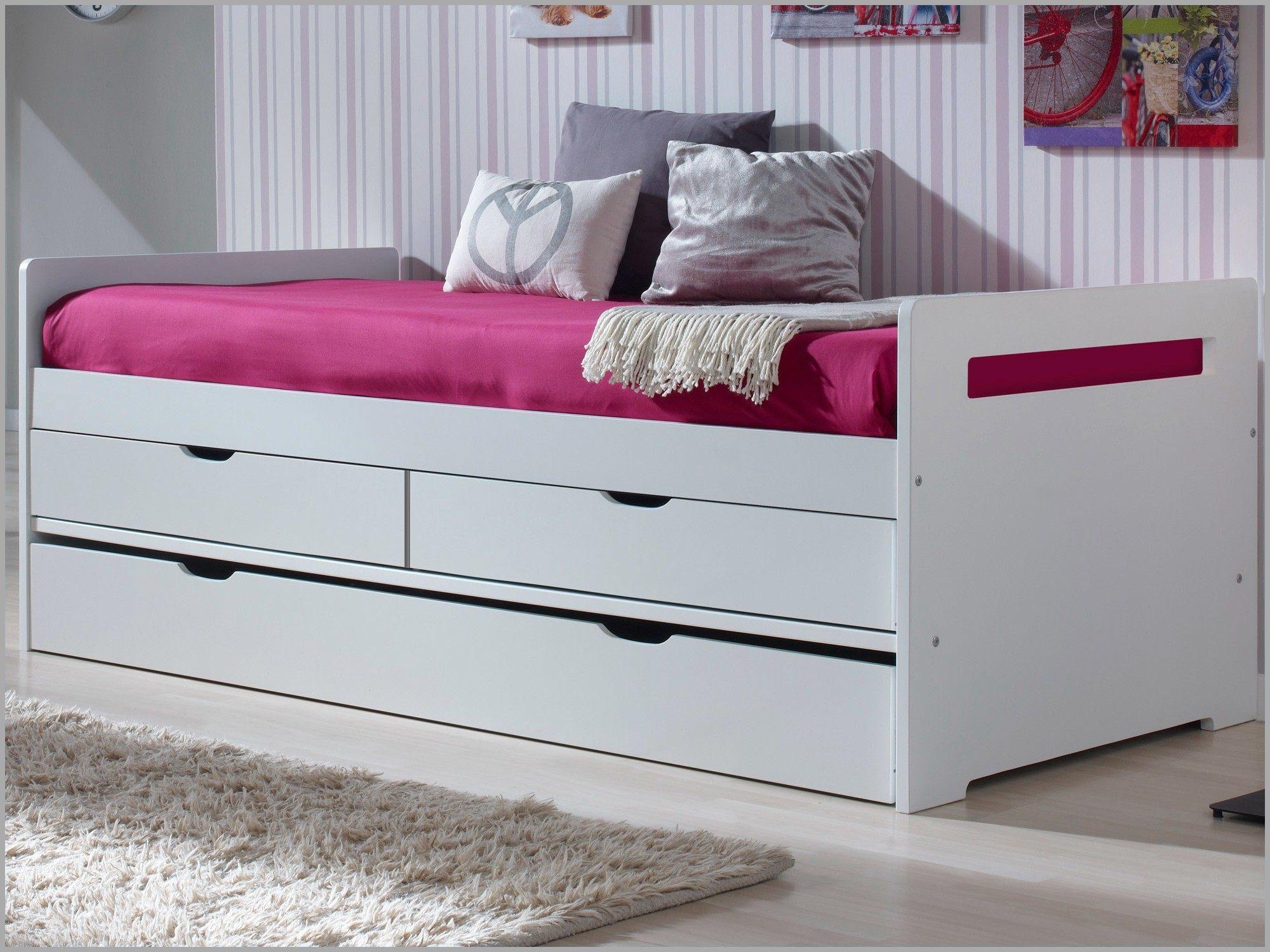 Lit 90x190 Avec Rangement Luxe Lit 90—190 Cm Avec sommier Lattes Blanc Interiors Lit 90x190 Avec