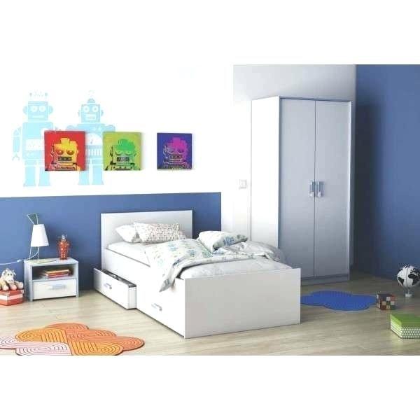 Lit 90×200 Pas Cher Belle Lit Simple Design – atelierbea