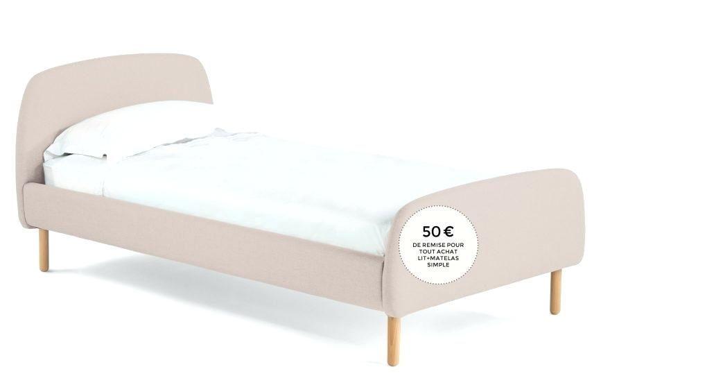 Lit 90×200 Pas Cher Unique Lit Simple Design – atelierbea