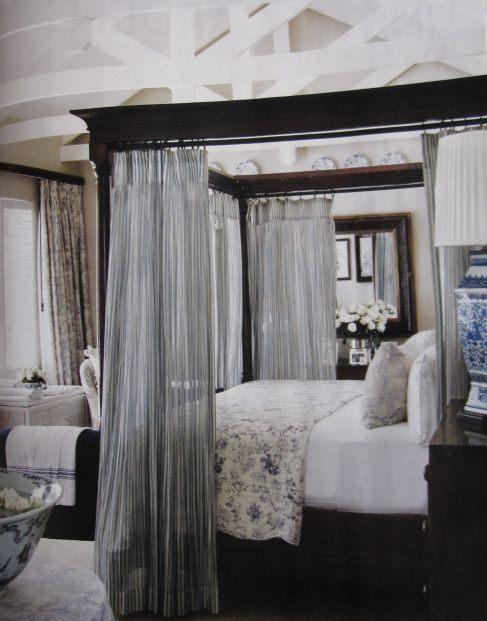 Lit A Baldaquin En Bois Élégant Dreamy Canopy Beds Dream Home Pinterest