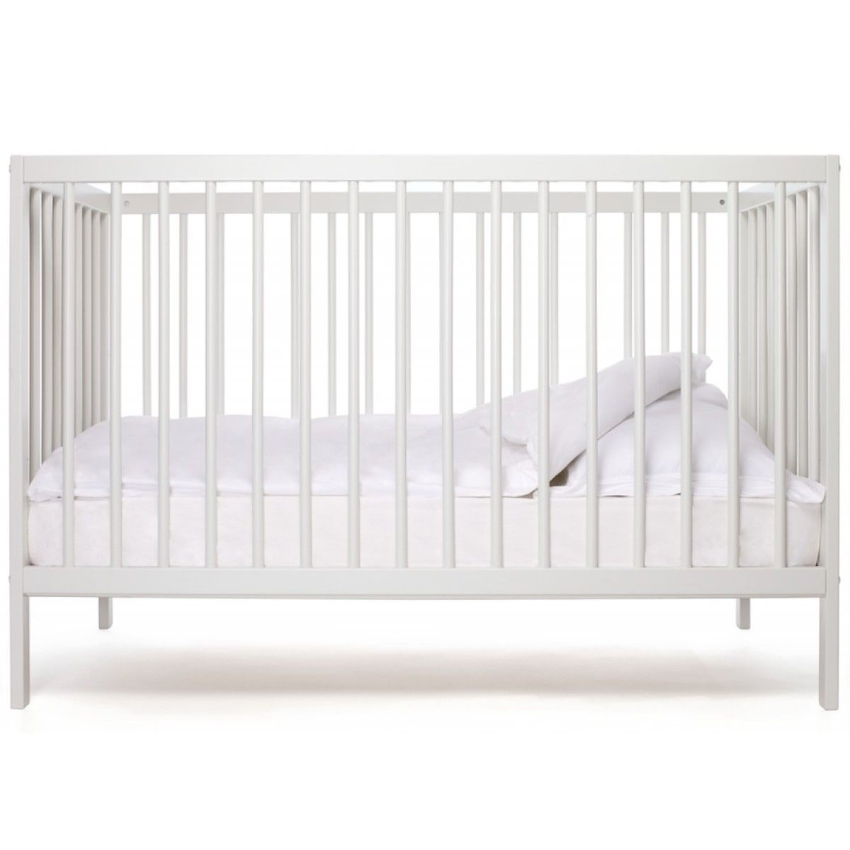 Lit A Barreau Bebe Charmant the Minimalist Baby Cot by Mokee &nbsp £79 95 Height Adjustable In