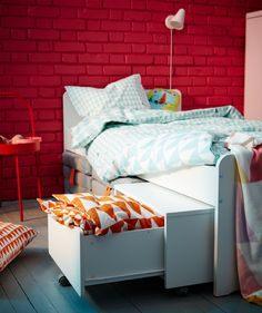 Lit à Tiroir Ikea Nouveau 71 Meilleures Images Du Tableau La Chambre D Enfant Ikea En 2019